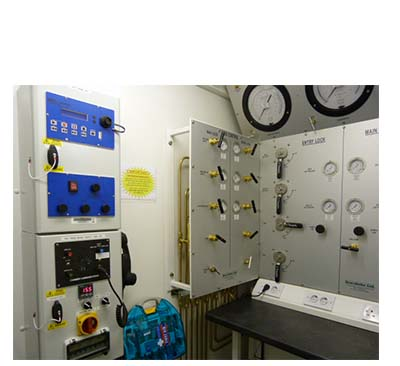 Chamber systems